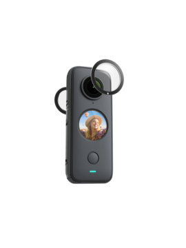 Insta360 Sticky Lens Guards for ONE X2 Action Camera