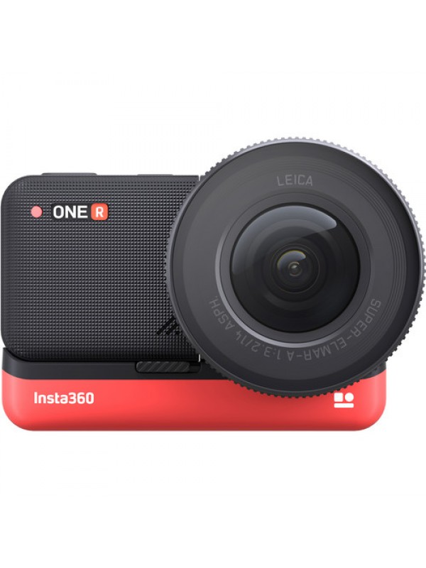 """Insta360 ONE R 1-Inch 64GB Edition with 1"""" Sensor Mod Co-Engineered with Leica"""
