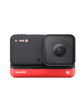 Insta360 ONE R 4K Edition Sports and Action Camera  (Black, 12 MP)